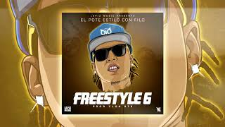 El Pote - FREESTYLE 6 (AUDIO)