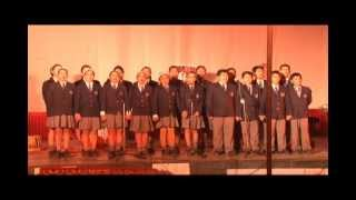 Brain International School Annual Day-2012-13 Welcome Song