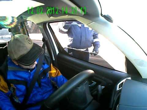 12.02.2012 Загадочный инспектор г.Киев