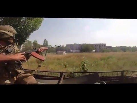 Гурт Шабля - Браття Українці (Unofficial video від 25 бригади ВДВ)