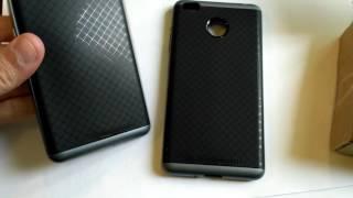 Распаковка: Чехол iPaky для Xiaomi Redmi 3S