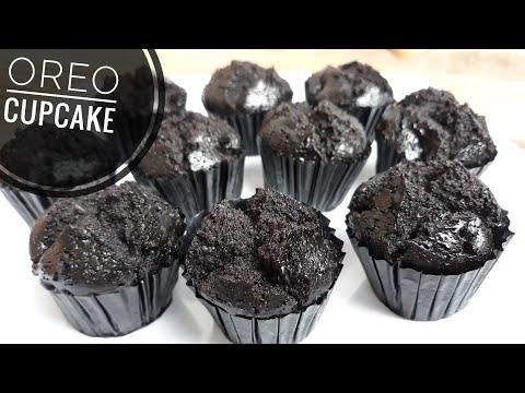 Oreo Cupcake Viral Cukup 2 Bahan | Cara Mudah Membuat Oreo Cake | Resep Oreo Cake Kekinian