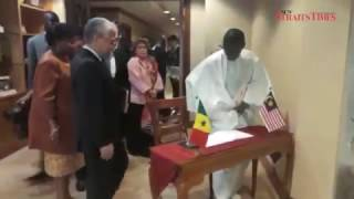 Malaysia, Senegal sign MoU on higher education, scientific research