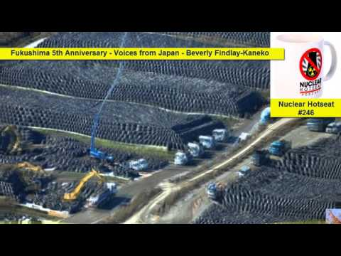 Fukushima 5 Years of Catastrophic Fallout & No End in Sight (Nuclear Hotseat #246)