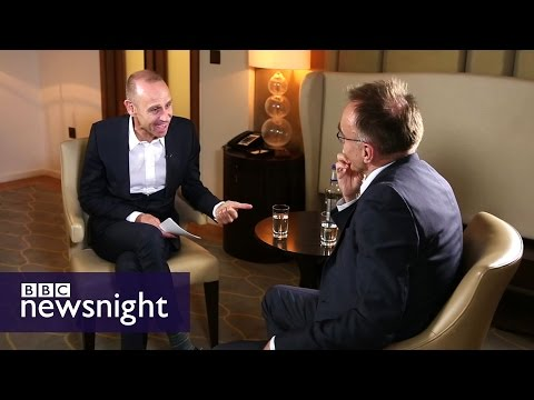 Director Danny Boyle (FULL INTERVIEW) - Newsnight