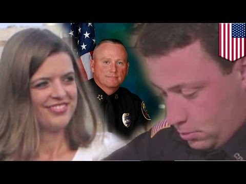 Wife caught cheating on police officer husband with police chief, husband catches it on camera