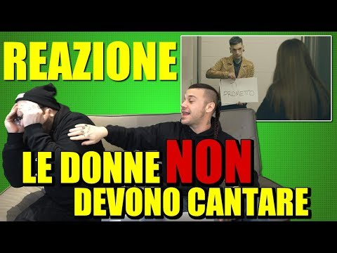 GionnyScandal - Per Sempre ft. Giulia Jean | RAP REACTION | ARCADE BOYZ