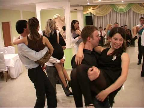 Весілля в Івано Франківську  Танець Голубка