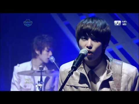 [110324] Cn Blue Comeback Stage - Intuition video