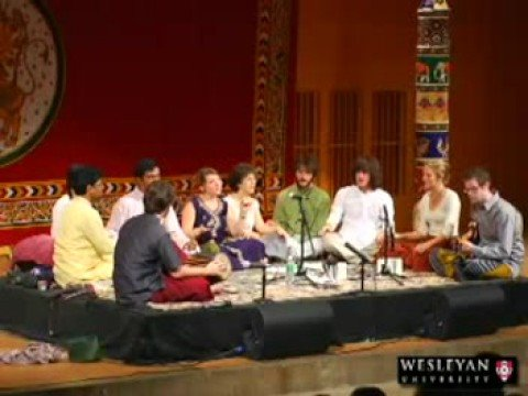 Sri Kamalambike Performed by Students of Carnatic Music at Wesleyan University