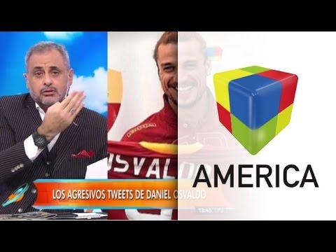 """Rial le contestó a Daniel Osvaldo: """"Buscate otro dealer, no sos digno"""""""