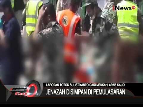 Live By Phone: Banyaknya Jenazah Menyulitkan Identifikasi Jamaah Indonesia - iNews Siang 29/09