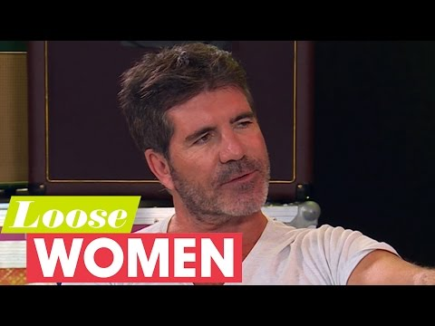 Simon Cowell Gets Emotional When Talking About His Mother | Loose Women