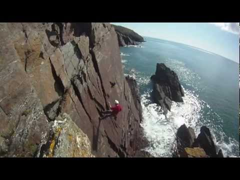 Intro Rock Climbing Course – Kerryclimbing.ie
