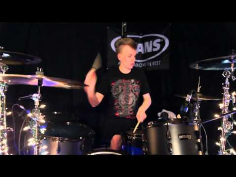 Green Day - 21 Guns - Drum Cover - Brooks
