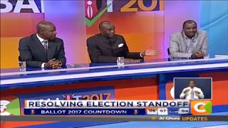 Opinion Court | Resolving Election Standoff #opinionCourt