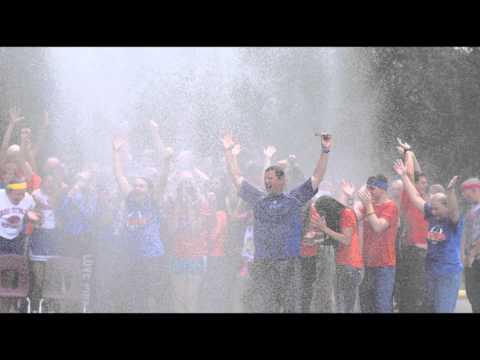 ALS Ice Bucket Challenge with Gross Catholic High School - 08/30/2014