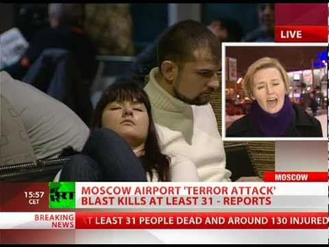 Terror Blast: At least 31 killed in Moscow's Domodedovo airport explosion