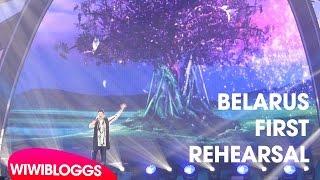 Junior Eurovision 2015 rehearsal: Belarus Ruslan Aslanov - Volshebstvo
