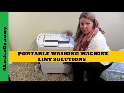 Panda Washing Machine Lint Solution