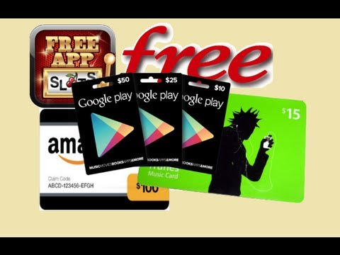 Top 5 Apps for Free Amazon Gift Cards & Apps