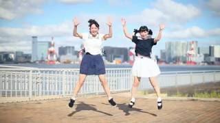 【やっことぺんた】Summer Sky Sensation 踊ってみた【オリジナル振付】