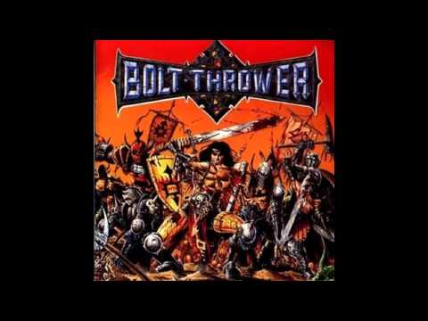 Bolt Thrower - Shreds Of Sanity