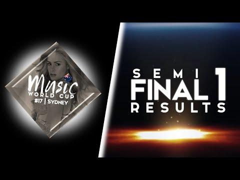 Semi Final 1 Results - #17 | Sydney