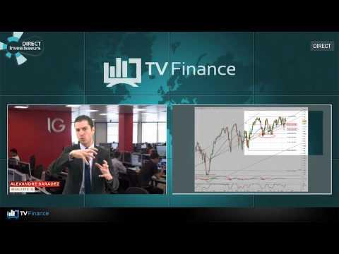 TV Finance : le multiplex des traders avec Alexandre Baradez, IG