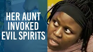 HER AUNT INVOKED EVIL SPIRITS TO DESTROY THE FAMILY - WITH PROPHET ED CITRONNELLI