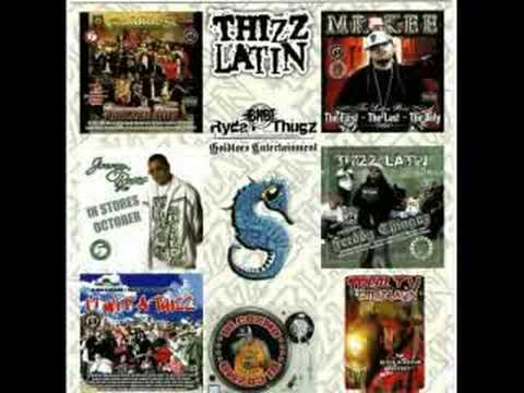 Thizz latin south / platinumstreetteams Video