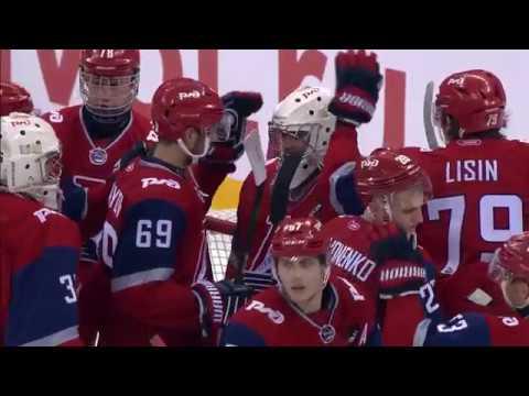Junior Club World Cup 2018. Highlights. Loko – Ottawa Capitals (4:2)