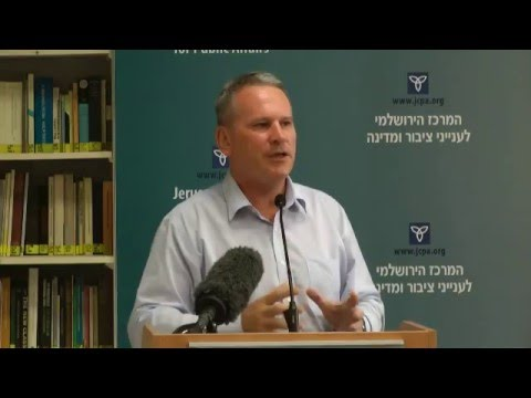 Israel Cannot Withdraw from West Bank and Golan, insists British General
