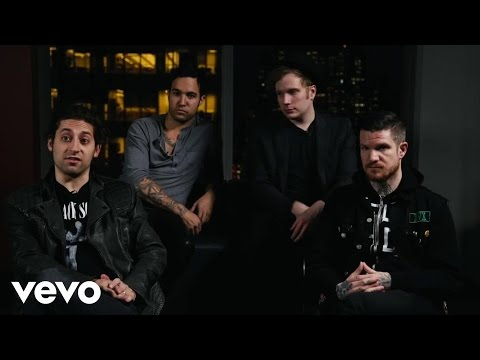 Fall Out Boy - VEVO News Interview