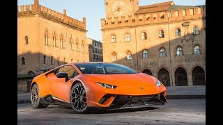 Nordschleife Touristenfahrten Hotlap - Lamborghini Huracan Performante