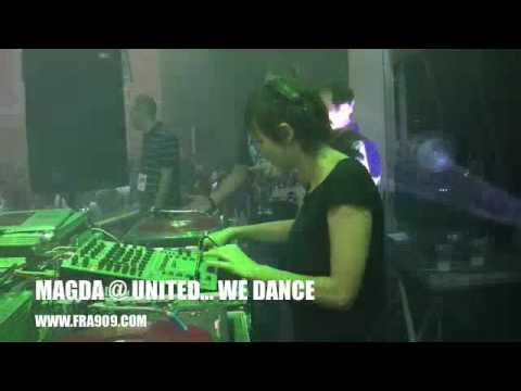 MAGDA @ UNITED... WE DANCE HQ Music Videos