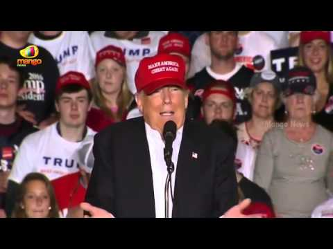 Donald Trump Mocks Call Centre In Fake Indian Accent | Mango News