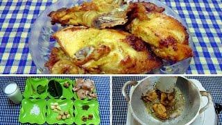 Resep & Cara Memasak Menu Buka Puasa Ayam Goreng Bumbu Opor