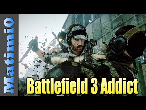 Can't Stop Playing Battlefield 3