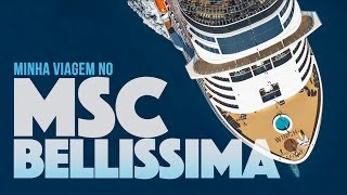 MSC Bellissima ship cruise 2019