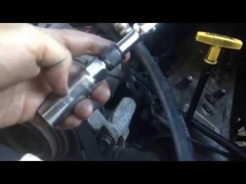 Dodge Ram 5.7 hemi spark plug change tip