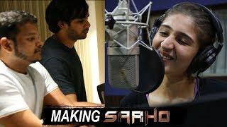 Psycho Saiyaan PUB song making |#Saaho socong making | saaho songs | Prabhas | Shraddha Kapoor | FL
