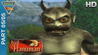 Bal Hanuman 3D Animated Hindi Movie Part 05/05 || Hanuman || Eagle Hindi movies