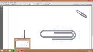 Operación de Barrido - Learning SolidWorks