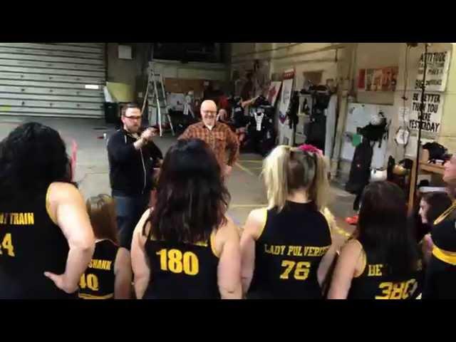 Milwaukee Brewcity Bruisers 2015 Promo Video