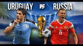Link xem TRỰC TIẾP Uruguay vs Nga World Cup 2018: Suarez KHUYNH ĐẢO nước Nga