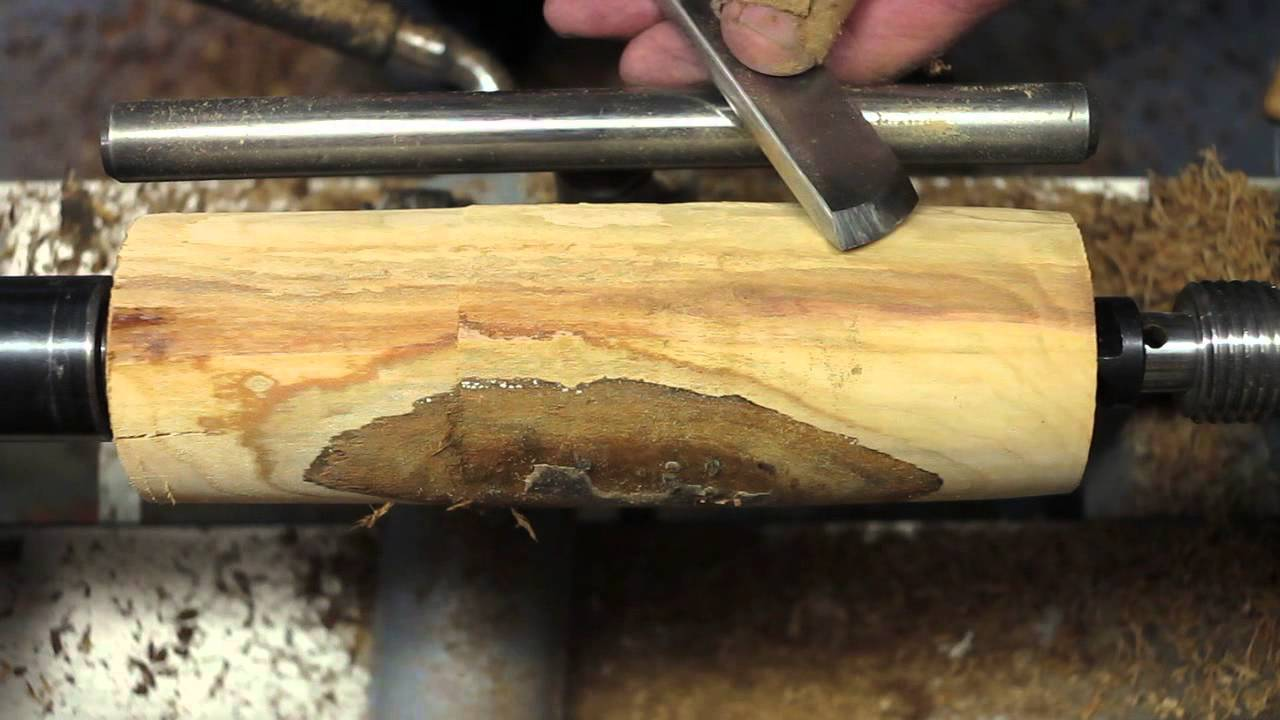 Wood Turning - Beginners Guide # 9 - The Skew Chisel - YouTube