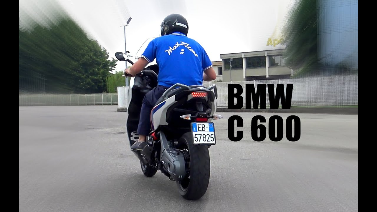 Bmw Speed Bmw C600 Sport Top Speed