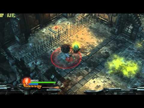 Lara Croft and the Guardian of Light Gameplay