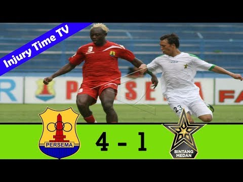Persema Malang 4-1 Bintang Medan | IPL 2011 | All Goals & Highlights